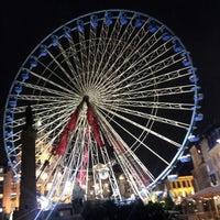 Photo taken at Grand'Place – Place du Général de Gaulle by Mohammed B. on 11/20/2012