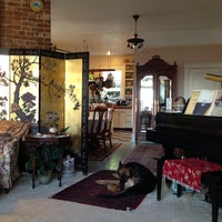 Photo taken at Clementine's Bed & Breakfast by Karine T. on 8/20/2013