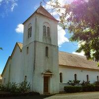 Photo taken at St Raphael's Catholic Church by Bob K. on 10/15/2012