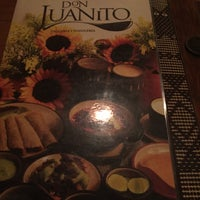 Photo taken at Don Juanito by Diana M. on 2/27/2016