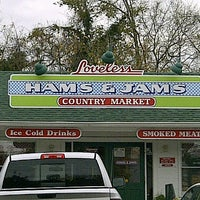 Photo taken at Hams & Jams Country Market by Elizabeth H. on 11/6/2012