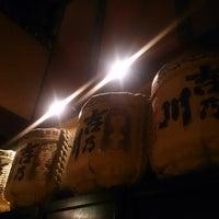 Photo taken at 越後肴屋 よね蔵 県央店 by Takashi on 10/31/2014