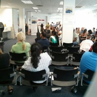 Photo taken at Indian Visa Application Centre by Darren L. on 7/15/2013