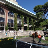 Photo taken at Belmont Park Racetrack by Jacob U. on 5/12/2013