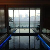 Photo taken at Boca Beach Club, A Waldorf Astoria Resort by Steve S. on 11/15/2012