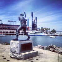 Photo taken at McCovey Cove by Urban S. on 5/11/2013