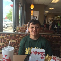 Photo taken at Chick-fil-A by Rachel T. on 5/28/2015