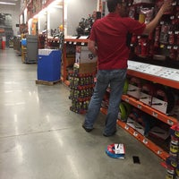 Photo taken at The Home Depot by Rachel T. on 8/13/2015