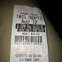 Photo taken at Carmike Cinemas 16 by Cherie F. on 12/28/2012