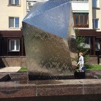 Photo taken at Улица Чокана Валиханова by Olga T. on 7/20/2015