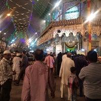 Photo taken at Dada Rehman Shah Dargah by alhtamush k. on 3/3/2014