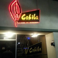 Photo taken at Cohiba's by David L. on 1/12/2013