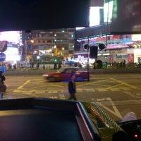 Photo taken at Arran Street 鴉蘭街 by Kirk L. on 1/16/2013