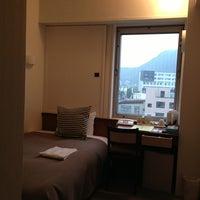 Photo taken at グランパークホテルエクセル 福島恵比寿 by Yoshihisa M. on 5/29/2013