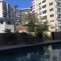 Photo taken at Courtyard Marriott San Juan by Jesse W. on 2/24/2014