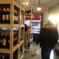 Photo taken at Vine Wine by Melanie T. on 4/6/2013