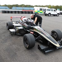 Photo taken at Silverstone Experience Centre by Denise S. on 9/28/2014