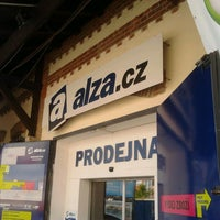"Photo taken at Alza.cz by Marek ""bastis"" S. on 6/23/2013"