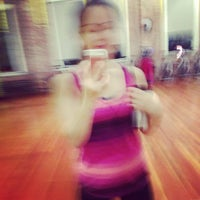 Photo taken at Mode Of Fitness Studio by Joanna C. on 10/24/2014