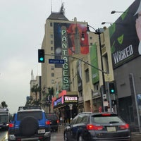 Photo taken at Hollywood Boulevard by Joseph K. on 1/11/2015