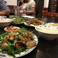 Photo taken at Taiwanese Specialties 老華西街台菜館 by Kristine on 7/7/2013