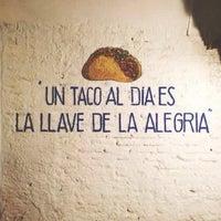 Photo taken at Tacos Arenal (Los Naranjas) by Diana A. on 12/3/2016