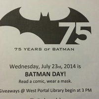 Photo taken at West Portal Branch Library by Lisa D. on 7/24/2014