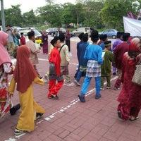 Photo taken at Sekolah Kebangsaan Taman Putra Perdana 2 by Khairul F. on 2/3/2013