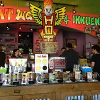 Photo taken at Tijuana Flats by Brian P. on 7/5/2012