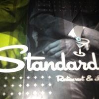 Photo taken at The Standard Restaurant & Lounge by UpShift Digital on 8/9/2012