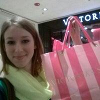 Photo taken at Victoria's Secret PINK by Zuzanka S. on 3/27/2013