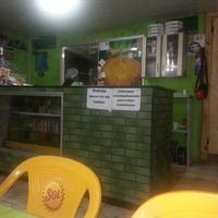 Photo taken at Lanchonete da Lombada Carivaldo by Jackson R. on 2/27/2014