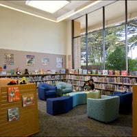 Photo taken at South San Francisco Main Library by South San Francisco Main Library on 7/24/2014