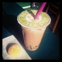 Photo taken at Boston Tea Stop by Cristina R. on 11/19/2012