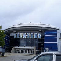 Photo taken at Cinéma Colossus Laval by ALEXANDRE P. on 10/21/2012