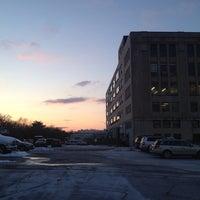 Photo taken at Boston University College of Fine Arts by Hidefusa O. on 2/10/2014