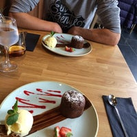 Photo taken at Brasserie Manjefiek by Eveline D. on 10/23/2016