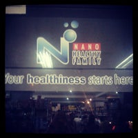 Photo taken at Nano Healthy Family Reflexology by Ricky L. on 3/24/2013