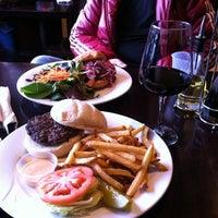 Photo taken at Cafe Epi by Sandy C. on 12/11/2012