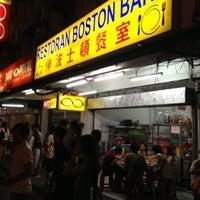 Photo taken at Restoran Boston Baru by Sze P. on 6/8/2013