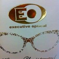 Photo taken at Executive Optical by Naomi B. on 12/11/2013