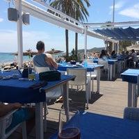 Photo taken at Pago Pago beach bar by Lyubimochka on 6/10/2016