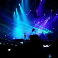 Photo taken at Movistar Arena by Jorge J. on 4/3/2013