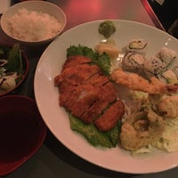 Photo taken at Sushi Toni by Shao on 12/31/2015