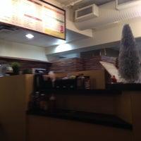 Photo taken at Gutenberg's Cafe by John S. on 11/19/2013