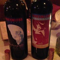 Photo taken at Wreckless Blenders Winery by John N. on 1/27/2013
