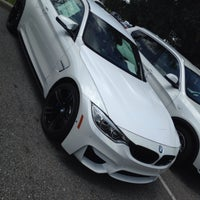Photo taken at Fields BMW of South Orlando by Джоэл С. on 6/30/2015
