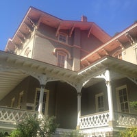 Photo taken at Asa Packer Mansion Museum by Liz R. on 10/6/2014