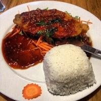 Photo taken at Sawasdee Thai Restaurant by Jamil S. on 1/23/2014