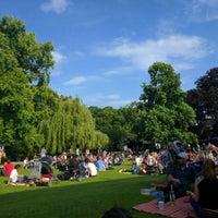 Photo taken at Florapark by Pati on 7/17/2016